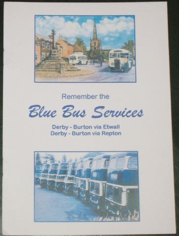 Remember the Blue Bus Services, by I Sandars